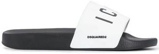 DSQUARED2 Icon slides