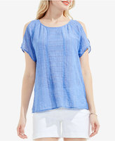 Vince Camuto TWO by Cold-Shoulder Top