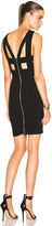 Roland Mouret Altamira Stretch Double Crepe Dress