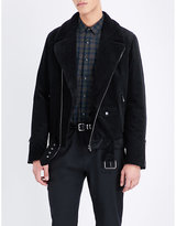 The Kooples Biker-style Corduroy Jacket