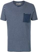 MC2 Saint Barth striped chest pocket T-shirt
