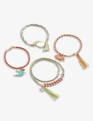 Djeco Celeste Kumihimo bracelet kit