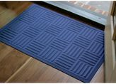 Bed Bath & Beyond Microfibre® Low Profile Parquet 2-Foot x 3-Foot Door Mat