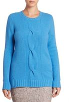 Akris Punto Wool and Cashmere Sweater