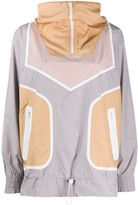 adidas by Stella McCartney colour-block performance jacket