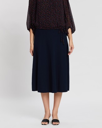 Banana Republic Sweater Midi Skirt