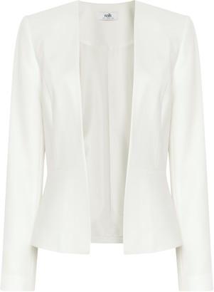 Wallis Ivory Smart Tailored Jacket