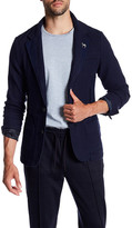Scotch & Soda Notch Lapel 2 Button Sport Coat