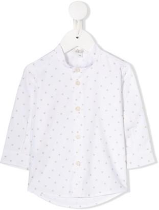 Aletta Star Print Shirt
