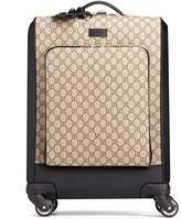Gucci 'GG Supreme' print canvas trolley case