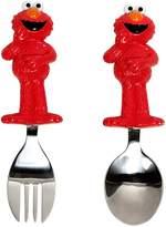 Munchkin 42401 Sesame Street Toddler Fork and Spoon