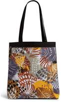 Vera Bradley Painted Feathers Tote