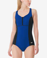 Speedo Touchback One-Piece Swimsuit