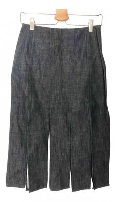 Georgia Alice Blue Denim - Jeans Skirt for Women
