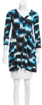 Diane von Furstenberg Silk Luce Tunic