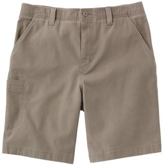 L.L. Bean Men's Stretch Pathfinder Shorts, Natural Fit