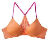 Xhilaration Juniors Scoop Push-Up With Lace Racerback - Assorted Colors