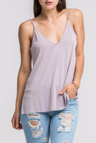 Lush Lilac Sleeveless Top