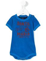 The Animals Observatory - santa maria print body - kids - Cotton - 6 mth