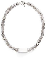 Simon Sebbag Women's Cube Crystal Collar Necklace