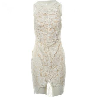 Lover White Cotton Dresses