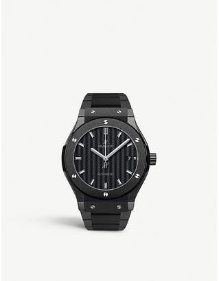 Hublot 511.CM.1771.CM Classic Fusion Black Magic ceramic watch