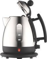 Dualit Mini Jug Kettle Black/Polished