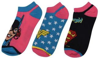 Character Trainer Socks 3 Pack Ladies