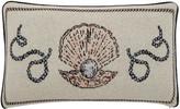 Saved NY Pearl Lumbar Cashmere Pillow
