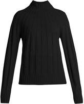 Bottega Veneta Roll-neck ribbed-knit cashmere sweater