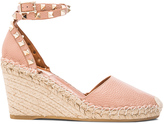 Valentino Rockstud Double Wedges