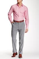 """Louis Raphael Modern Fit Glen Plaid Pant - 30-34"""" Inseam"""
