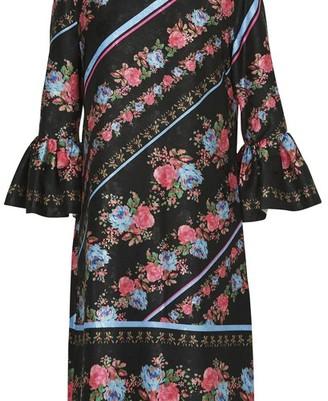 Erdem Elijah flower printed dress