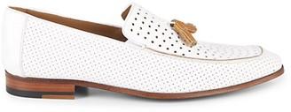 Mezlan Lobo Perforated Loafers