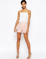Asos Lace Occasion Shorts