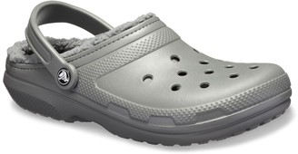 Crocs Classic Fuzz Lined Adult Clogs