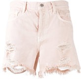 J Brand Ivy denim shorts - women - Cotton - 26
