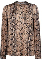Thumbnail for your product : Oui Snake Blouse