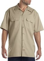 Dickies Men's 5.25 oz. Short-Sleeve Work Shirt 2XL