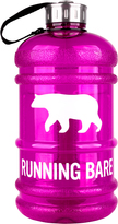 Running Bare H20 bear 2.2L water bottle