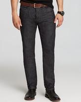 John Varvatos Jeans - Bowery Slim Straight Fit in Indigo