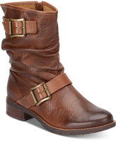 Sofft Saxton Ruched Boots