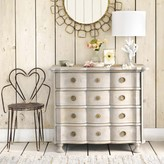 Graham and Green Sand Blasted Jean Paul Chest of Drawers