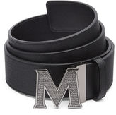 MCM New Bric Jeweled Reversible Belt 1.75