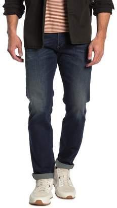Diesel Buster Regular Slim Tapered Leg Jeans