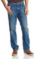 Haggar Men's 10-Year Wash Slim Fit 5-Pocket Denim Jean
