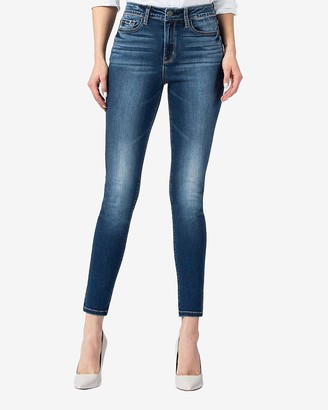Express Flying Monkey High Waisted Skinny Jeans
