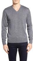 Lacoste Jersey V-Neck Sweater