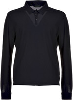 Zanone Slub Polo Shirt