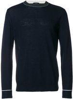 Roberto Collina crew neck sweater - men - Merino - 46